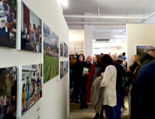 DYNAVERSITY exhibit: full house in Tuscany