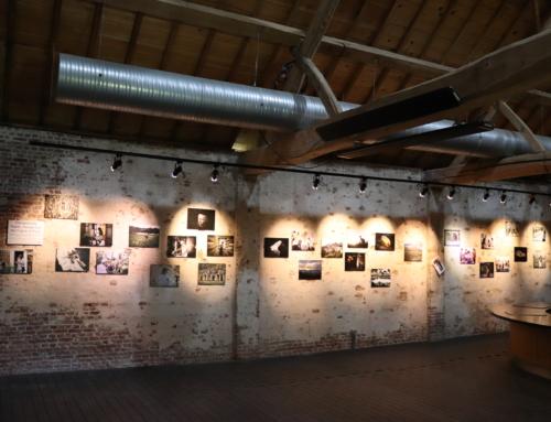 DYNAVERSITY Exhibit at 't Grom museum, Belgium
